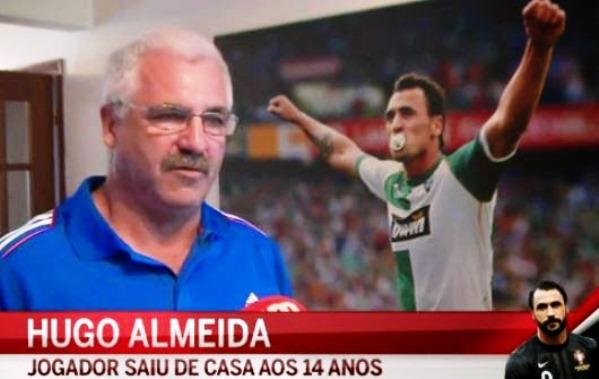 Hugo Almeida CMTV