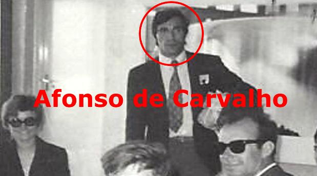 Atletismo: Afonso de Carvalho -