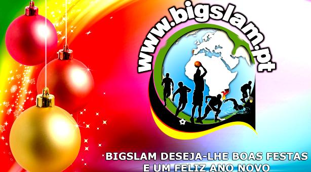 Boas Festas do BigSlam 2014/2015!