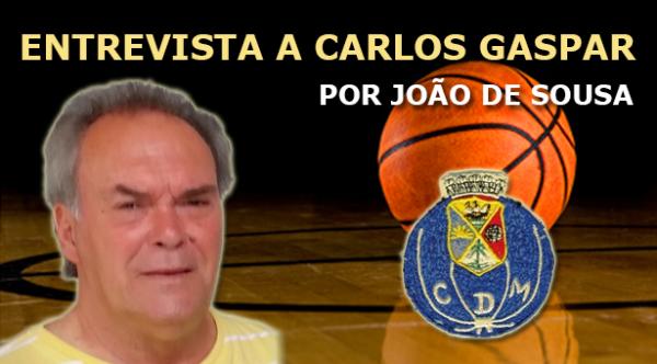 Carlos Gaspar antigo basquetista do Malhangalene! - Por João de Sousa