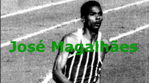 Atletismo: José Magalhães