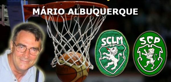 Mário Albuquerque - Histórico basquetebolista do Sporting recordado na SportingTV
