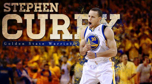 NBA - Stephen Curry mostra as suas habilidades em jogo...