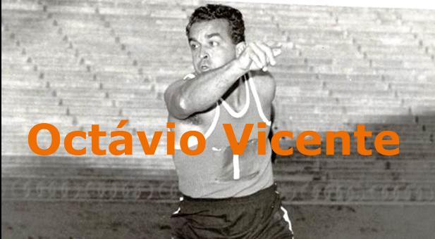 Atletismo: Octávio Vicente -