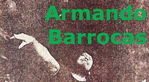 Atletismo: Armando Barrocas -
