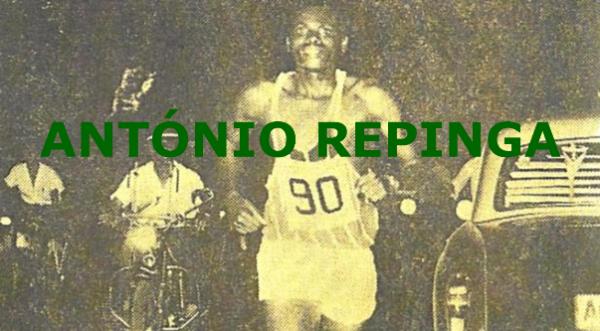 Atletismo: António Repinga -