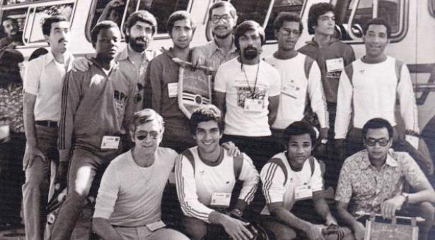 ADIVINHA QUEM SÃO! – Uma seleção de Moçambique no campeonato Mundial...
