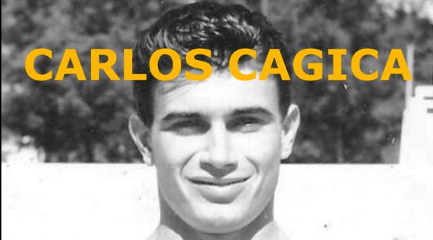 """Atletismo: Carlos Cagica – """"Nambauane"""" de Victor Pinho"""