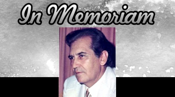 """""""In memoriam"""" do Engenheiro Tomás Gouveia -"""