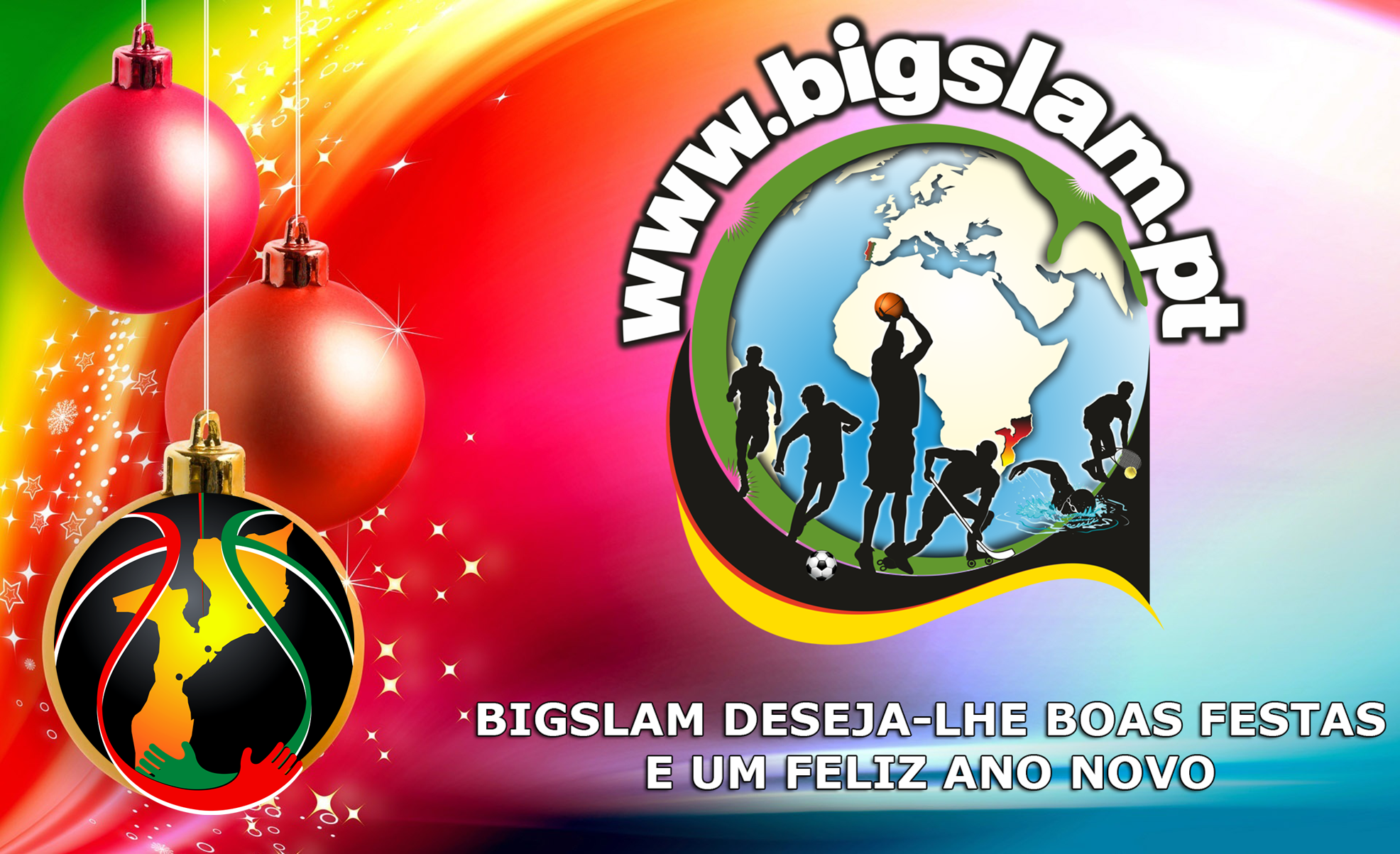Boas Festas do BigSlam 2016/2017!