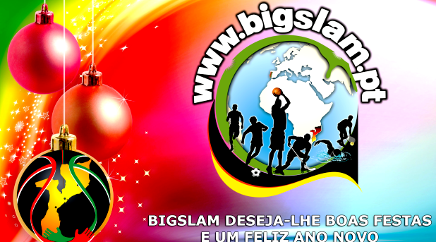 Boas Festas do BigSlam 2015/2016!