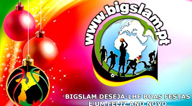 Boas Festas do BigSlam 2015/2016!
