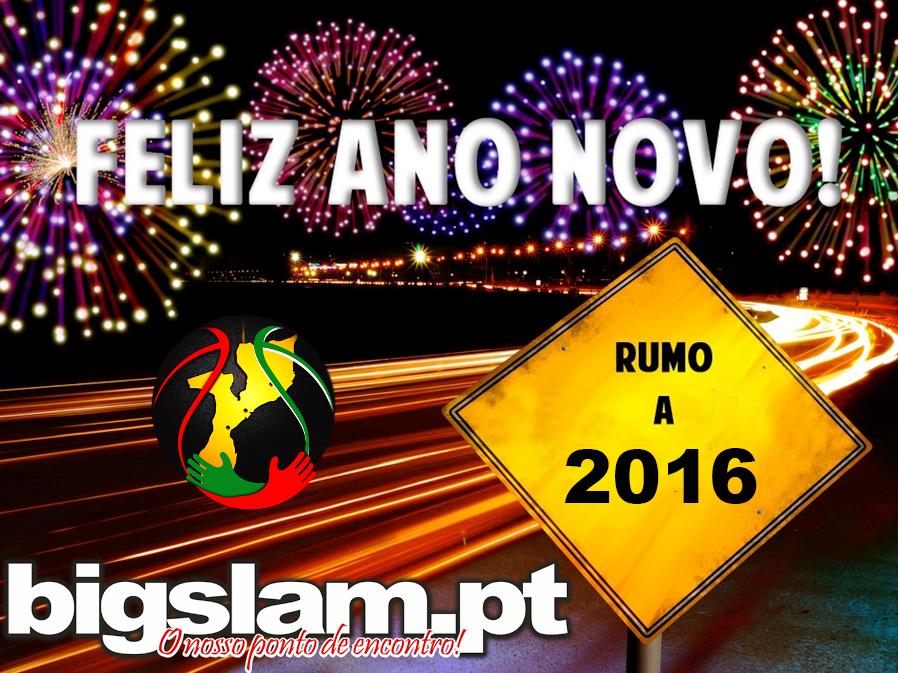 O BigSlam deseja um Feliz Ano Novo de 2016!