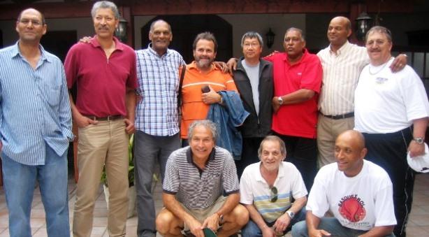 ADIVINHA QUEM SÃO! - Antigas figuras do desporto moçambicano...