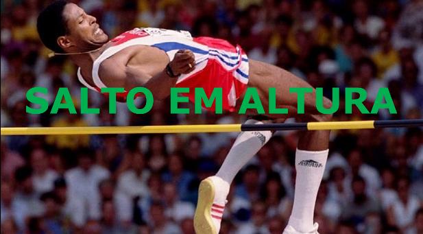 Atletismo: Salto em Altura -