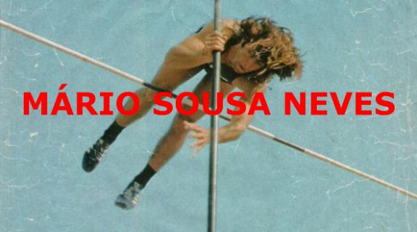 Atletismo: Mário Sousa Neves -