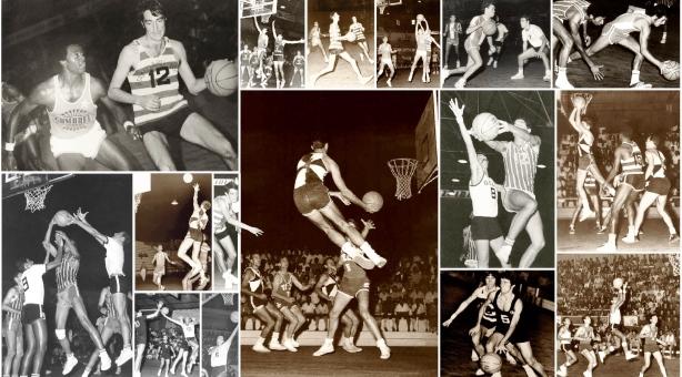 Baú das Memórias: Recordando jogos de basquetebol do dia 8 de Abril de 1974...!