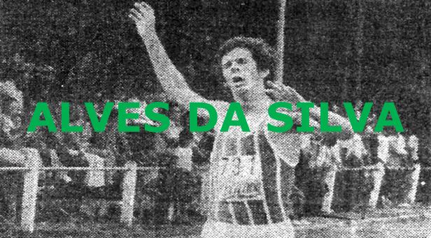 Atletismo: António Alves da Silva -