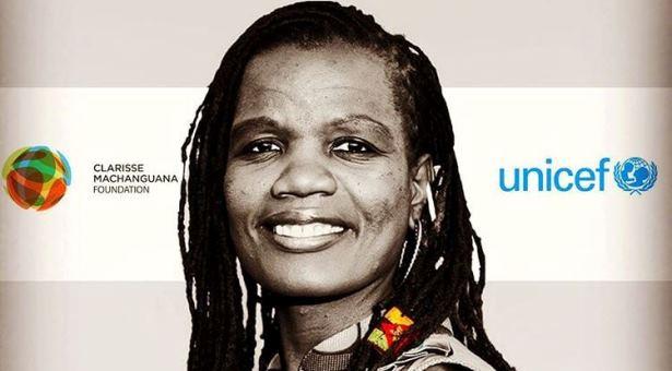 Basquetebolista Clarisse Machanguana, nomeada embaixadora da UNICEF