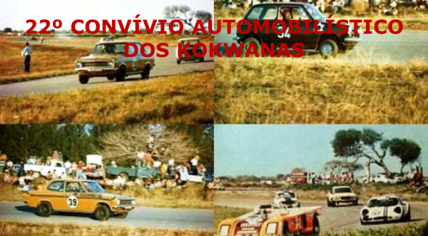 22º Convívio automobilístico dos kokwanas