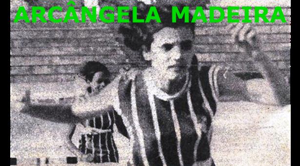 Atletismo: Arcângela Madeira -