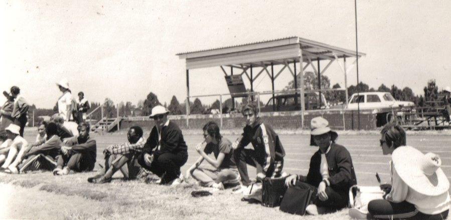 12-Arcangela Madeira no Curso de Treinadores - Rodesia