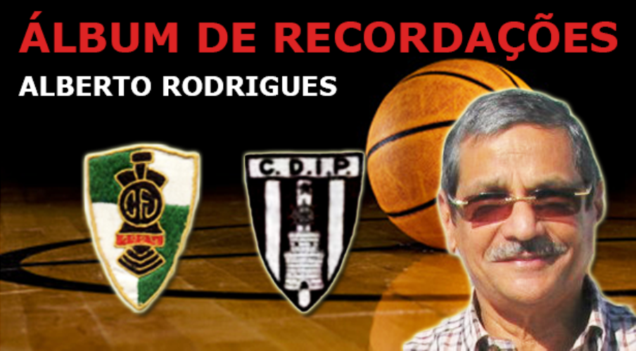 Álbum de Recordações - Alberto Rodrigues