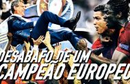 Desabafo de um Campeão Europeu...