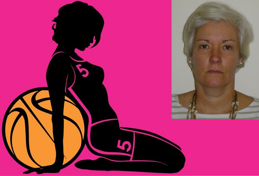 Isabel Donato - a briosa basquetebolista da AAM, comemora hoje o seu 62º aniversário!