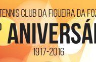 99º aniversário do Tennis Club da Figueira da Foz - Programa