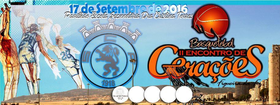 Basquetebol - 2º Encontro de Gerações 17 de setembro de 2016