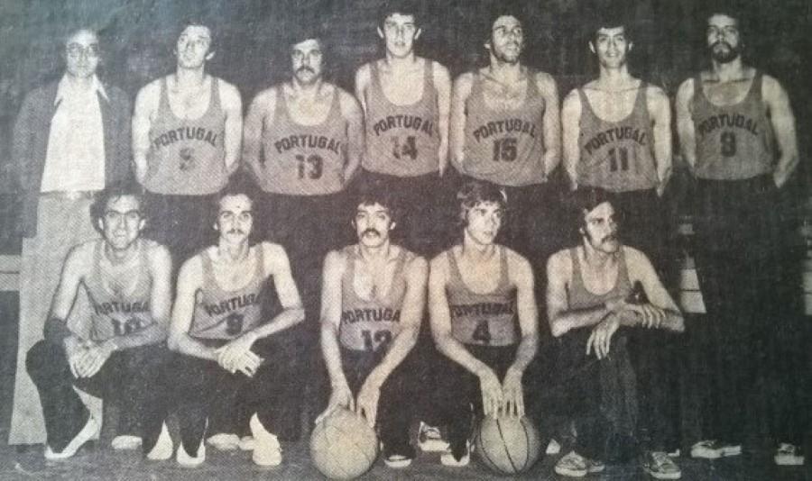 ADIVINHA QUEM SÃO! – Antigos atletas do basquetebol moçambicano no estrangeiro...