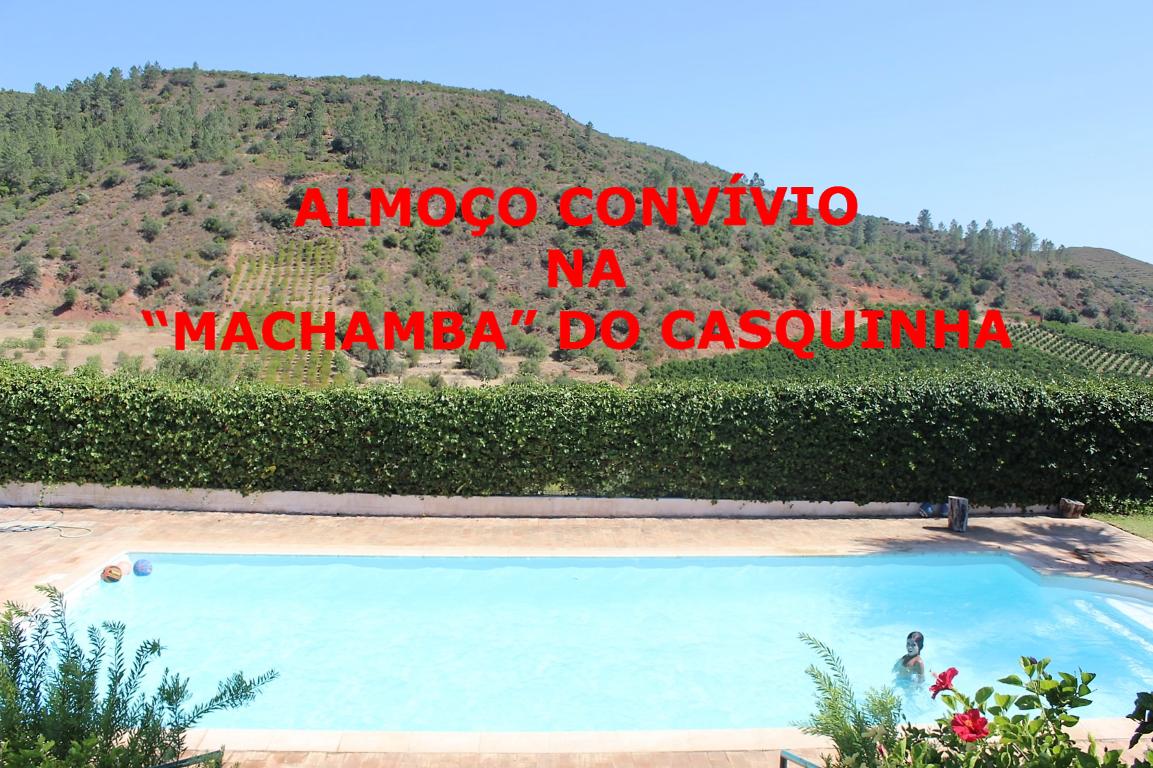 "Convívio na ""Machamba do Casquinha"" 2016"