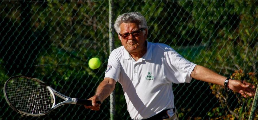 António Trindade com 83 anos, sagra-se campeão nacional 2016!