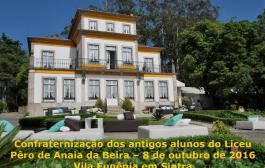 Confraternização dos antigos alunos do Liceu Pêro de Anaia da Beira 2016 - Vídeo de Jorge Cortez