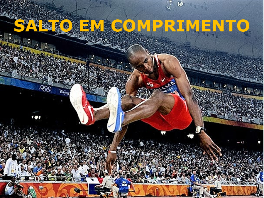 Atletismo: Salto em Comprimento (Moçambique e no Mundo) -