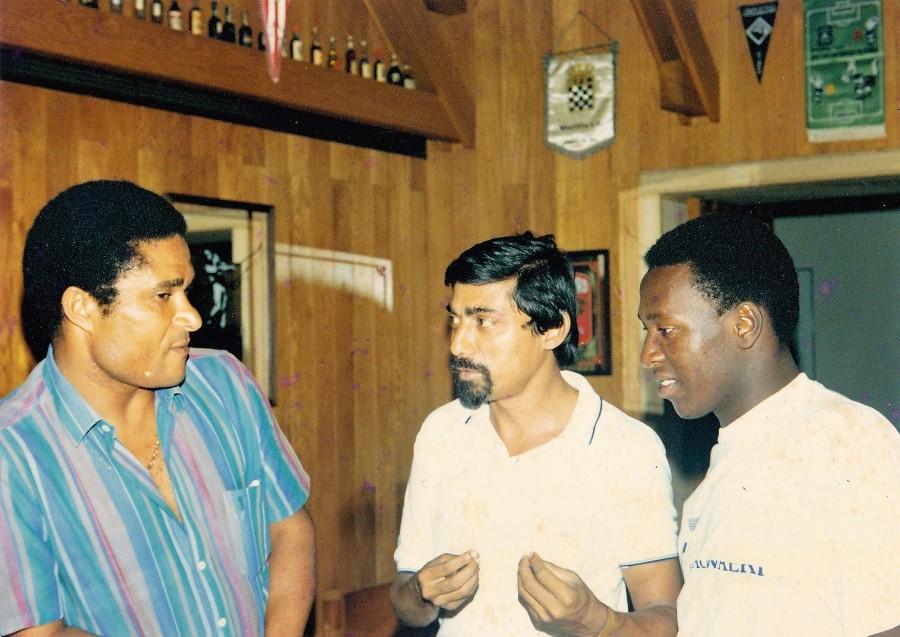ADIVINHA QUEM SÃO! – Moçambicanos do mundo da bola e da rádio...