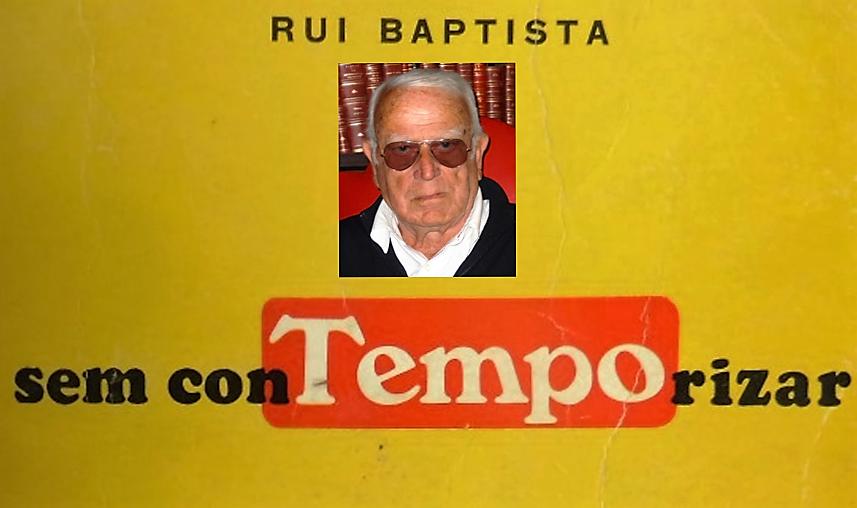 """As Minhas Memórias da Revista """"Tempo"""" -"""
