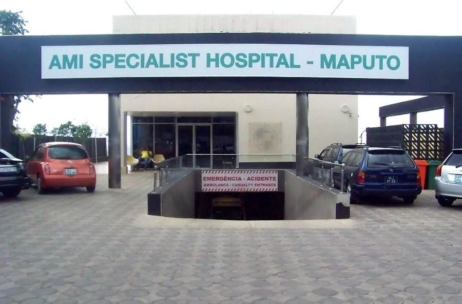 ERA UMA VEZ UM HOSPITAL -