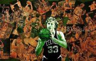 Larry Bird uma lenda dos Boston Celtic e da NBA, passou a fazer parte do clube dos sexagenários!