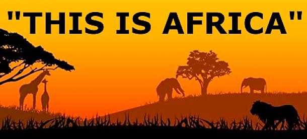 Imagens inéditas do continente africano captadas por um drone... de tirar o fôlego!
