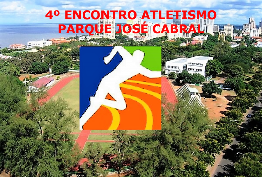 4º Encontro de Atletismo do Parque José Cabral