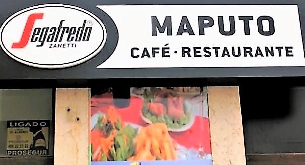 Almoço comemorativo e de homenagem no Restaurante Maputo na Figueira da Foz