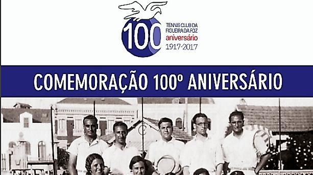 Comemoração do 100º aniversário do Tennis Club da Figueira da Foz