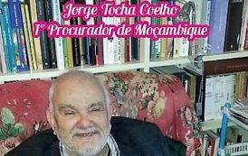 Homenagem ao Primeiro Procurador de Moçambique - Jorge Tocha Coelho