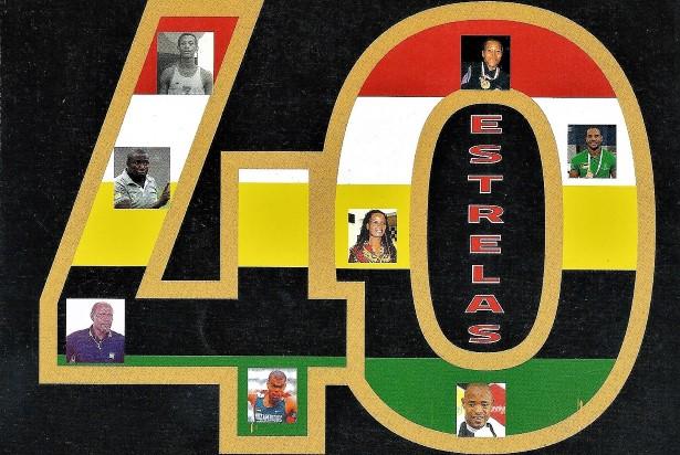 40 estrelas de Moçambique pós independência - Por Renato Caldeira