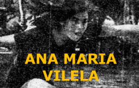 Atletismo: Ana Maria Vilela -
