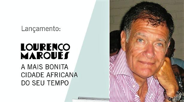 Cerimónia do lançamento do livro LOURENÇO MARQUES de João Mendes Almeida