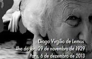 UMA DATA NA HISTÓRIA – 29 de Novembro de 1929 – Virgílio de Lemos -