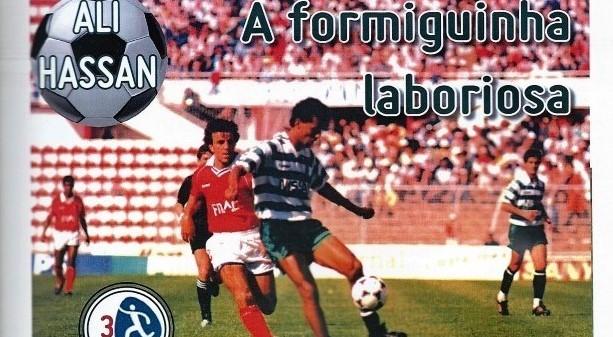 Estrelas de Moçambique (3) - Ali Hassan (Futebol)